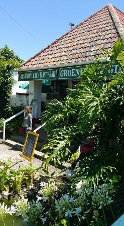 Thyme & Again Farm Stall, Bakery, Cafe : Entrance...
