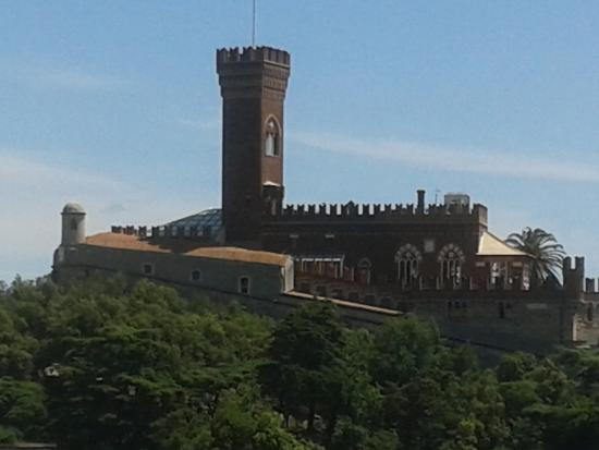 Castello d'Albertis : Castello D'Albertis