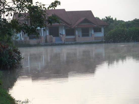 Teak Tree Lake: The big house