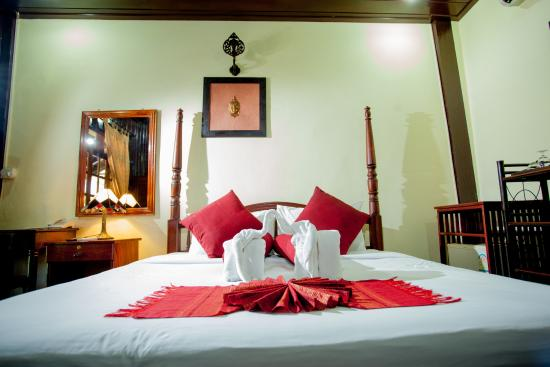 Villa Ban Lakkham: Room