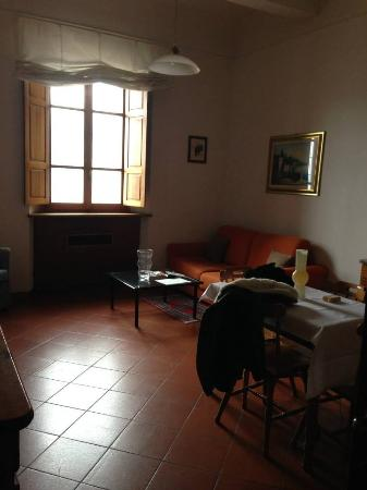 Residence San Niccolo: soggiorno