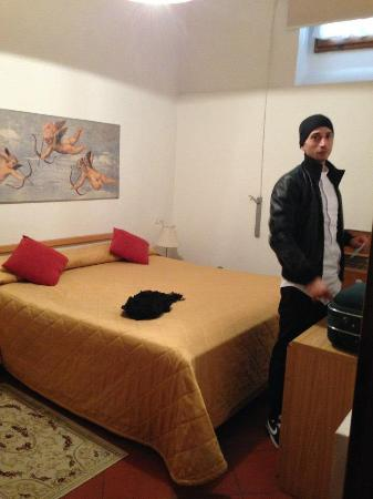 Residence San Niccolo: camera matrimoniale