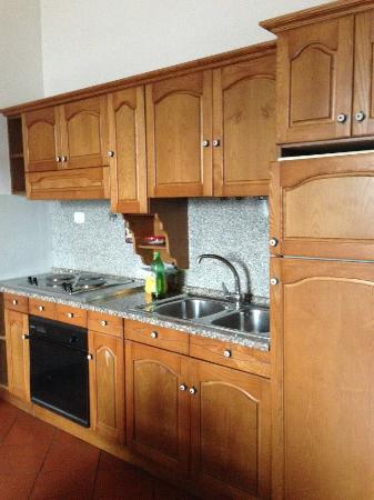 Residence San Niccolo: cucina