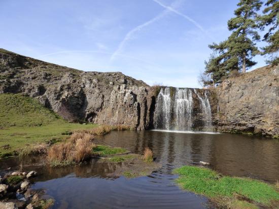 Cascade des Veyrines