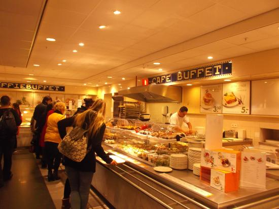 Cafe  Buffet Review