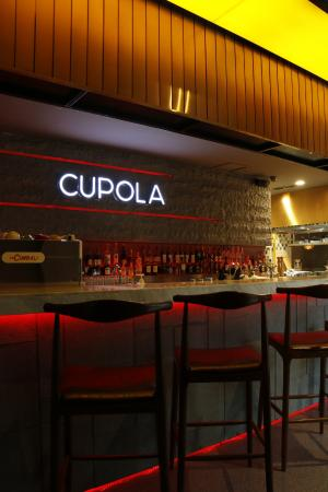 Cupola Kitchen & Lounge