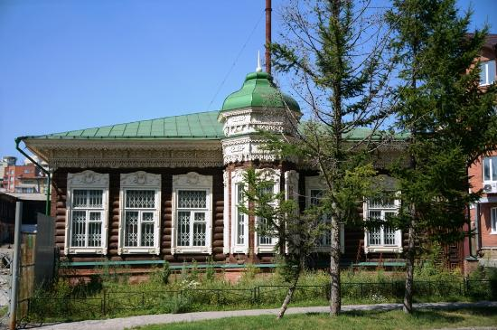 Buzolin's Mansion