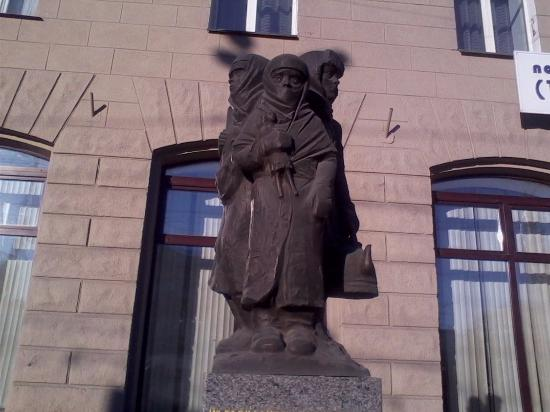 Monument to the Children of Besieged Leningrad