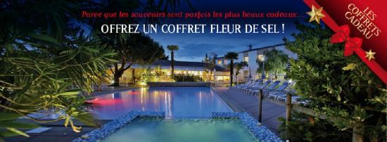 Hôtel Fleur de Sel : Coffrets cadeaux 2015-2016