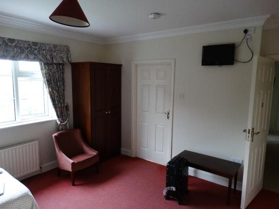 Castle View House: Large Spacious room