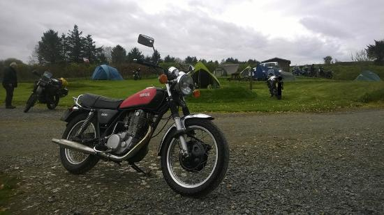 Draperstown, UK: SR 500 and others.