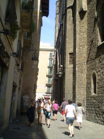 Discover Walks Barcelona: Экскурсия по готическому кварталу