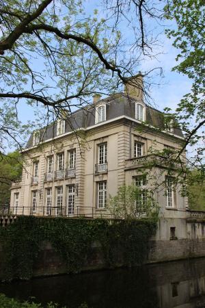Parc du chateau de Nieppe
