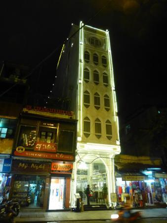 Church Boutique Hotel Hang Gai : 外観