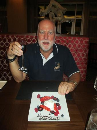 Spencer's For Steaks & Chops: Exquisite birthday dining