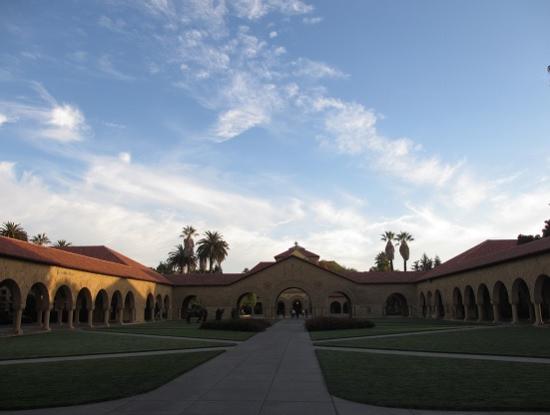 Palo Alto, CA: 感動