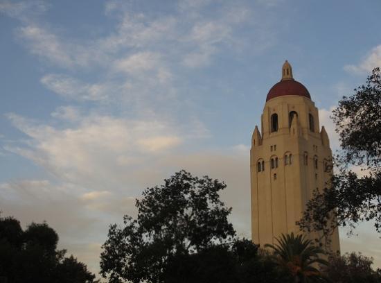 Palo Alto, CA: 夕暮れどき
