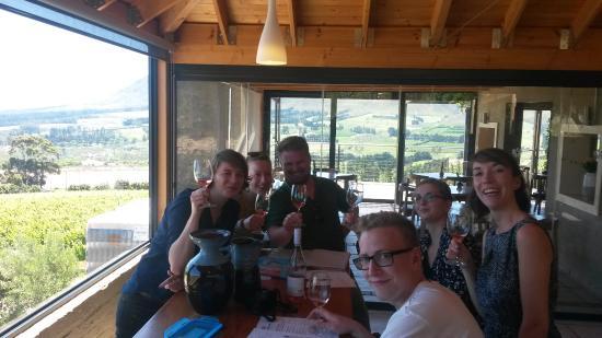 Hermanus, Sudáfrica: Percy Tours Wine Tour