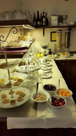 Hotel Borgo: pasticceria e biscotti freschi