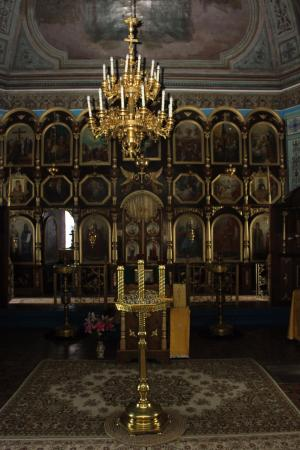 Church of the Holy Martyrs Blessed Princes Boris and Gleb