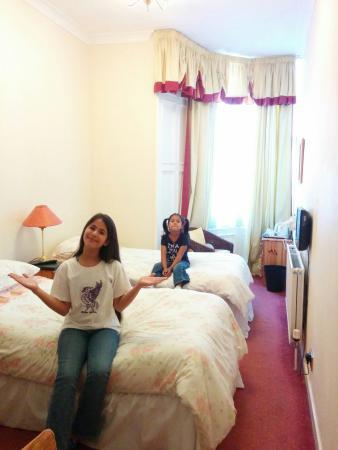 Dorstan Guest House: The kids' den
