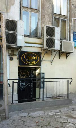 Chmiel Beer Pub : Fantastic beer bar.