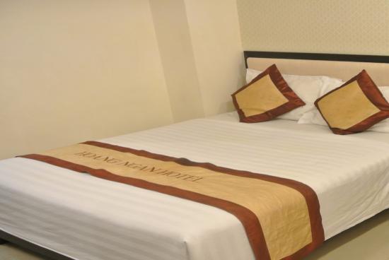 Hoang Ngan Hotel: Smart Rooms.