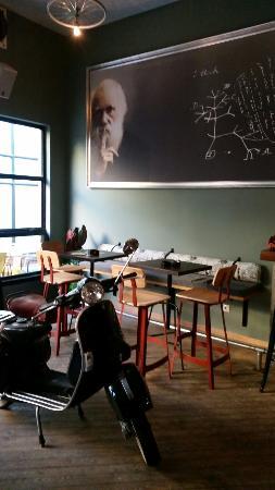 Darwin koffie-bar