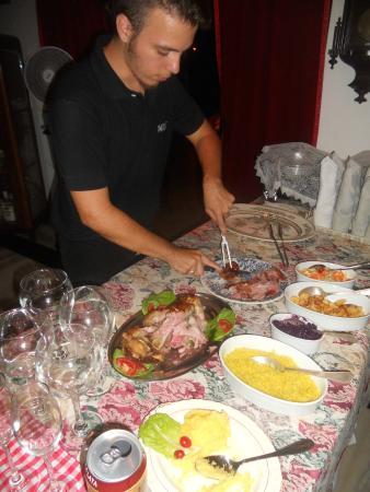 Baroque Culinária Européia Slow Food : Eisbein, Joelho de porco