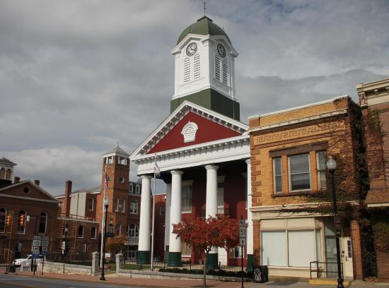 ‪Jefferson County Courthouse‬