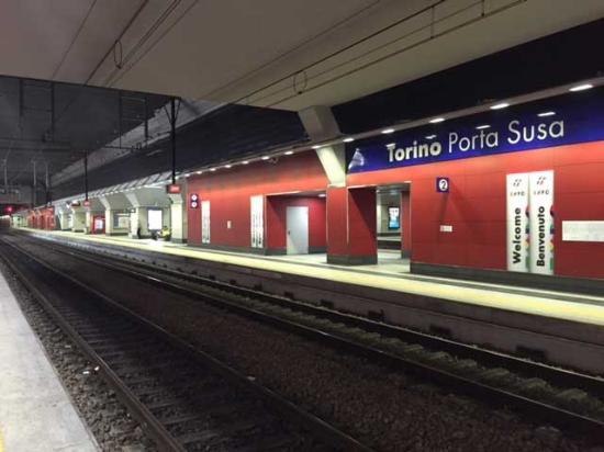 Binari picture of stazione alta velocita torino porta - Porta susa stazione ...