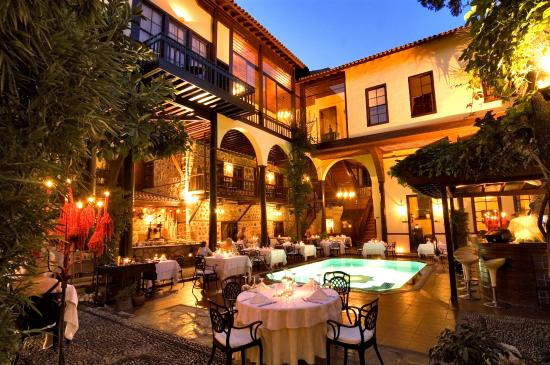 Alp Pasa Hotel: Authentic Ottoman mansion offering quiet and luxurious accommodation for our valued guests.