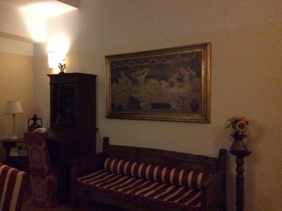 Galileo Hotel: 共用スペース
