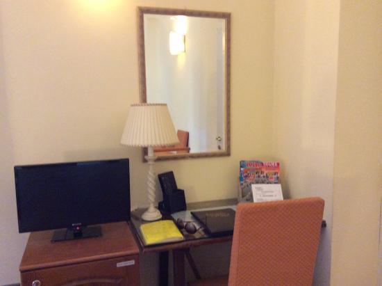 Galileo Hotel: 部屋