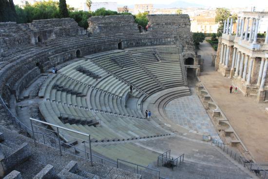 Anfiteatro Romano - Picture of Anfiteatro Romano de Merida, Merida - TripAdvisor