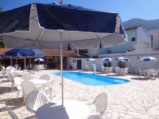 Hotel Saveiros: Piscina Climatizada.
