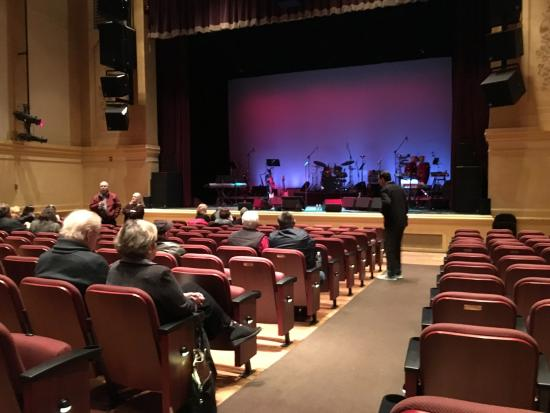 Ridgefield, CT: Auditorium
