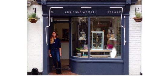 Adrienne Wroath Jewellery