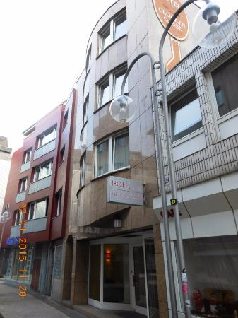 Hotel Glockengasse : fuori dall'hote