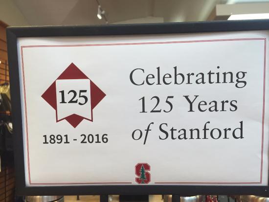 Palo Alto, كاليفورنيا: 125年紀念