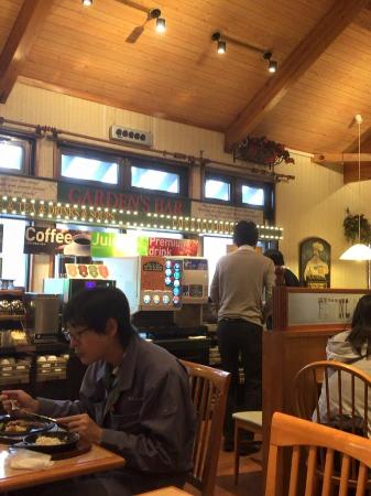 Sayama, اليابان: 店内