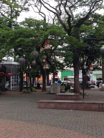 Praça Cardeal Arco Verde