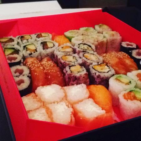 Sushi shop dijon restaurant avis num ro de t l phone - Cuisine discount dijon ...
