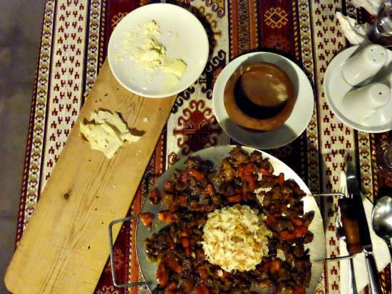 Finished all the bread! - Picture of Anatolian Kitchen, Goreme ...