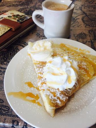 West Reading, Pensylwania: Breakfast