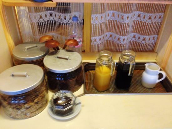 Hotel Continental: завтрак