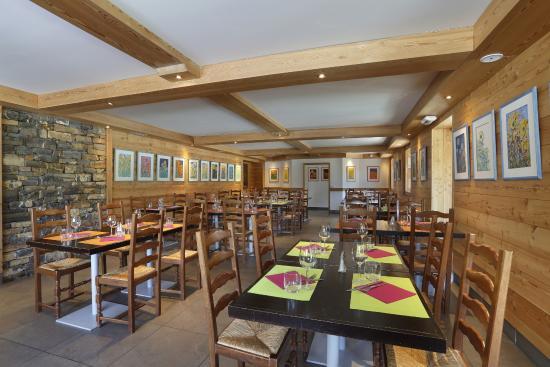 Mieussy, Francia: Restaurant Saveurs d'en Haut