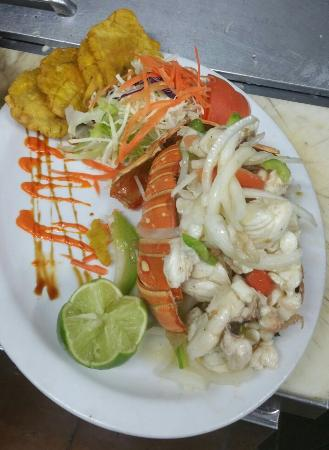 Terruno : Lobster