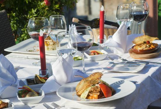 Orient Express Hotel : Imbat Restaurant