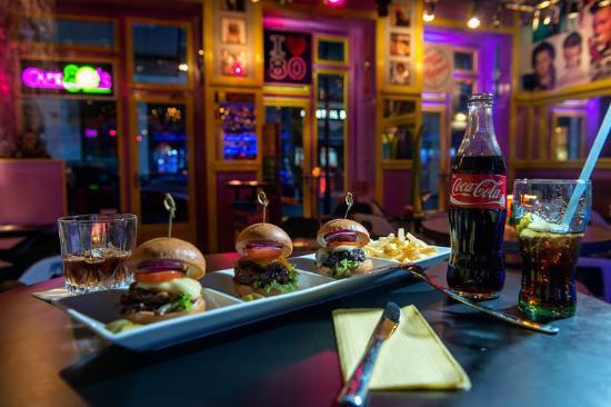 restaurant - Picture of Cafe 80's, Prague - TripAdvisor